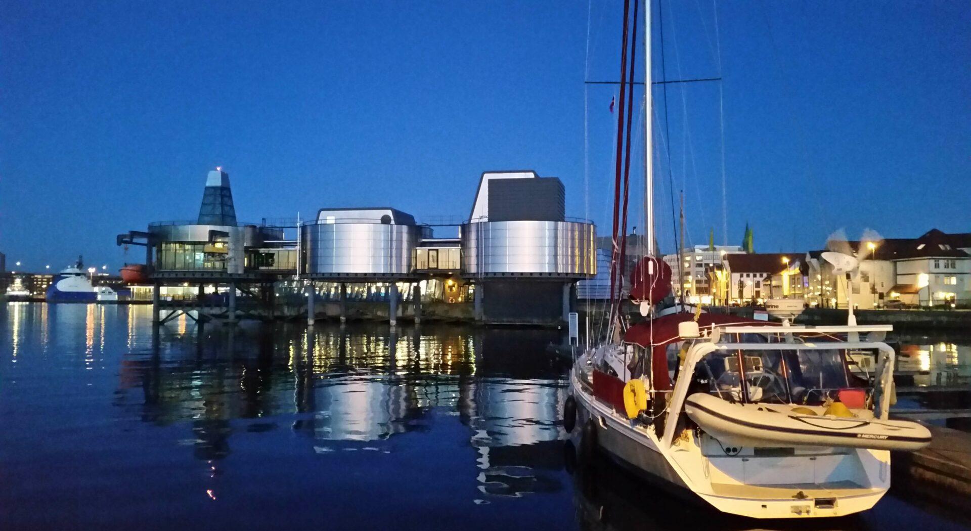 001 Stavanger like før avreise