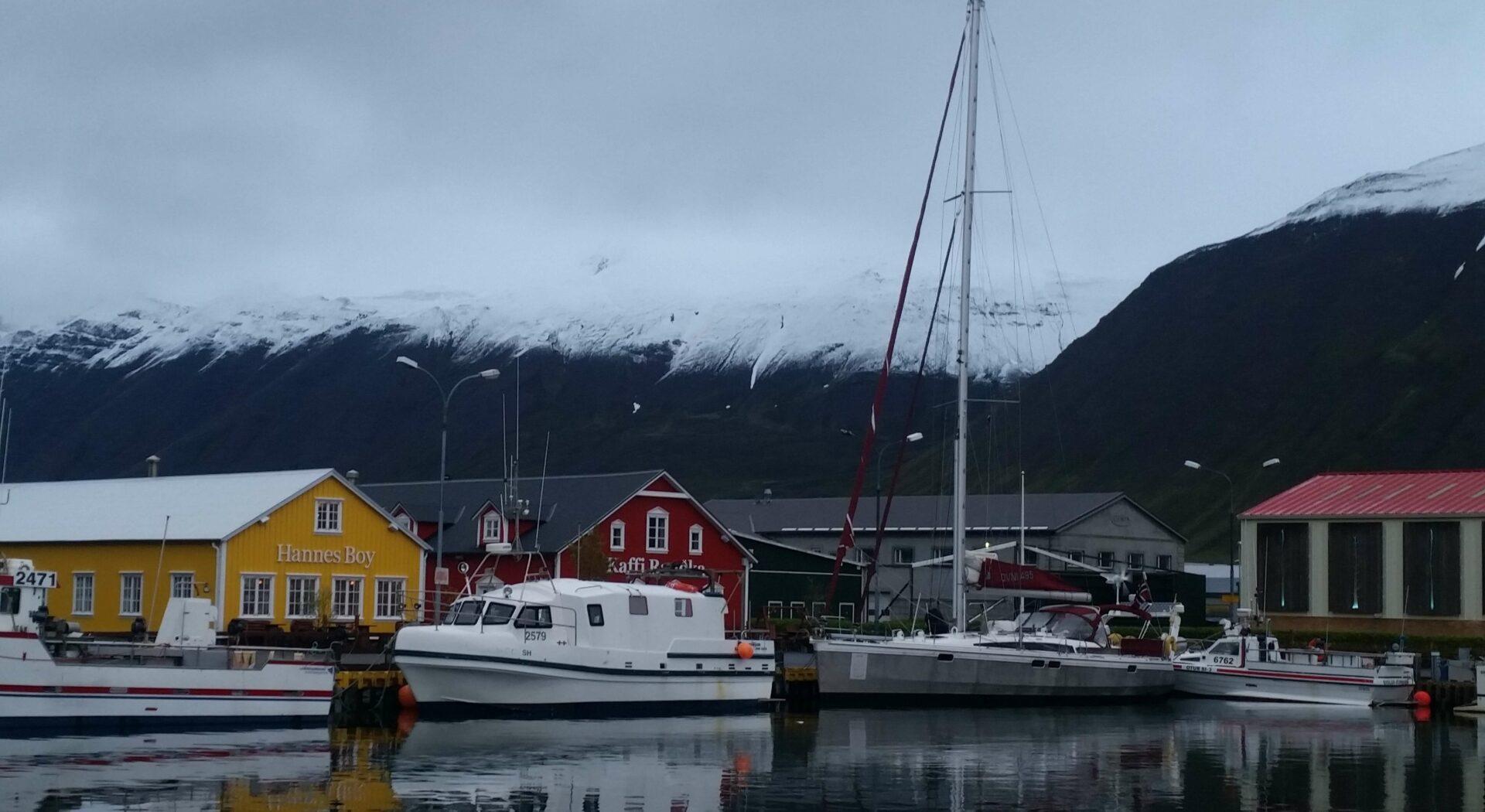 016 Siglufjurdur, Island
