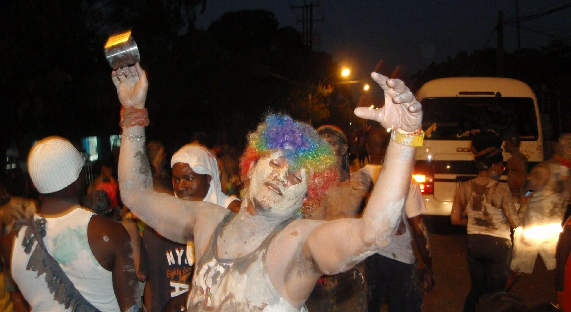 Karneval, klovn