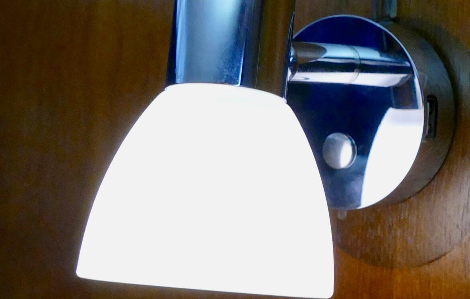 Lampe m-USB