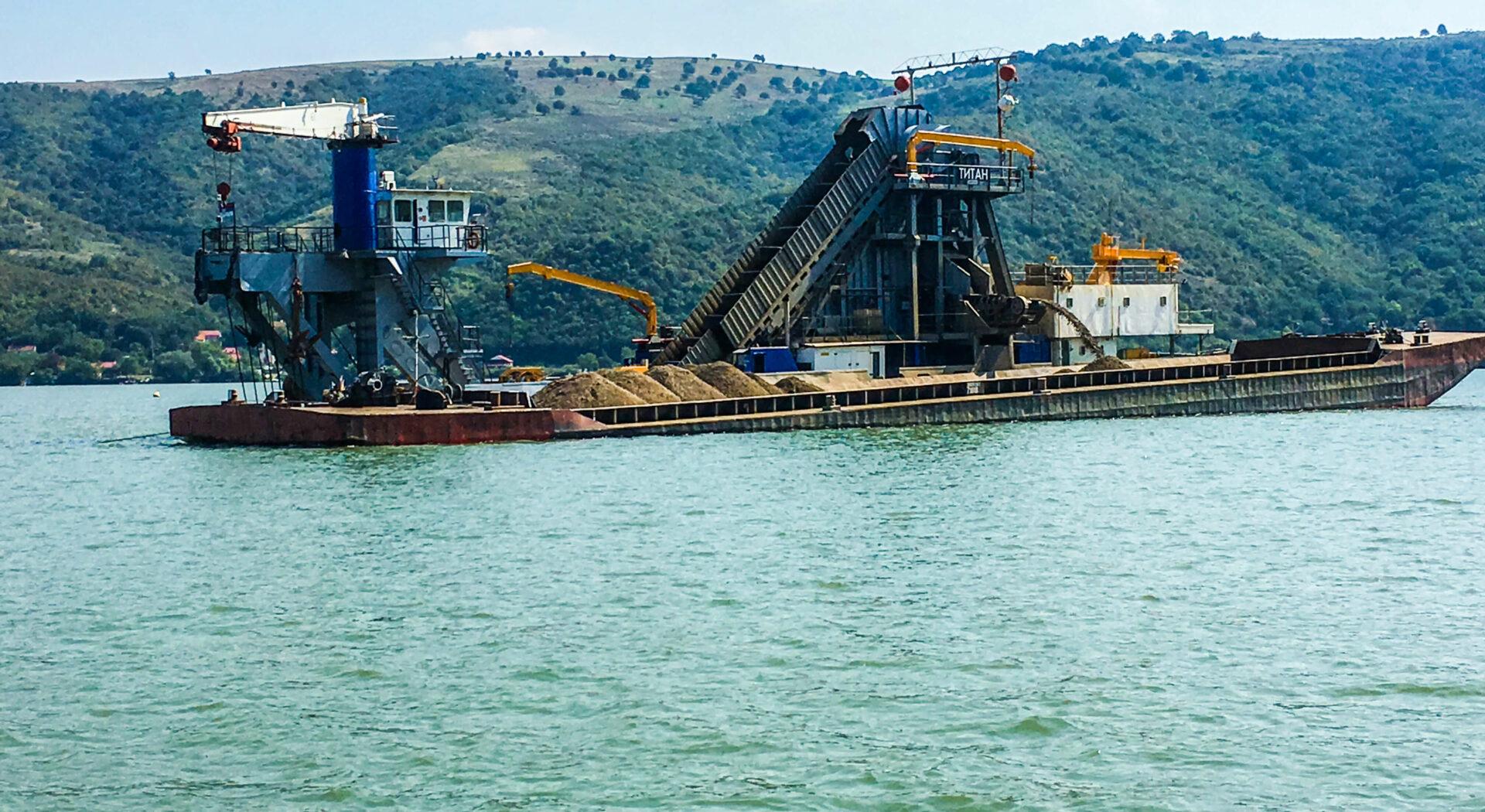 Mudringslekter på Donau_red