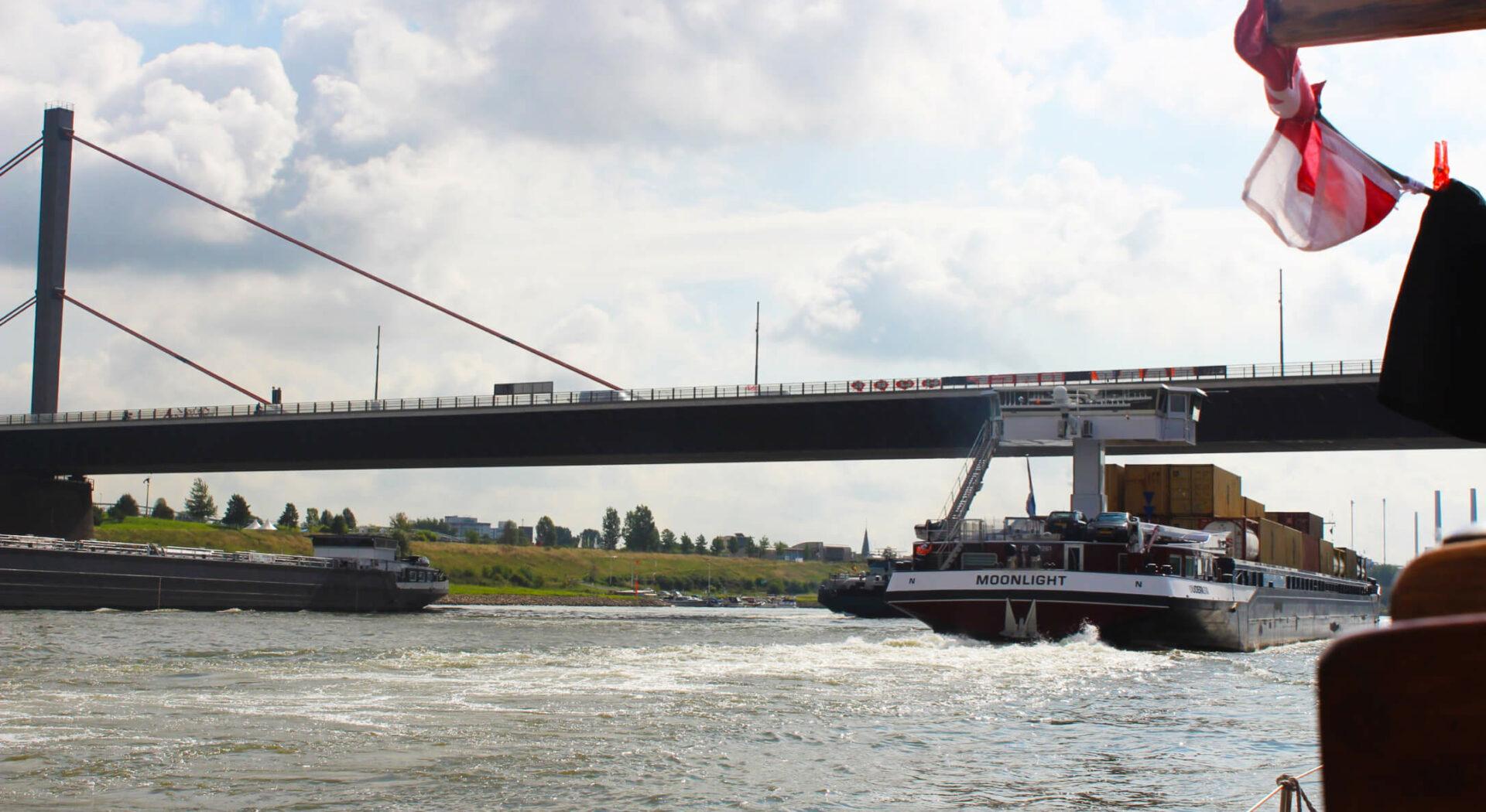 Stensen Trafikk på Rhinen