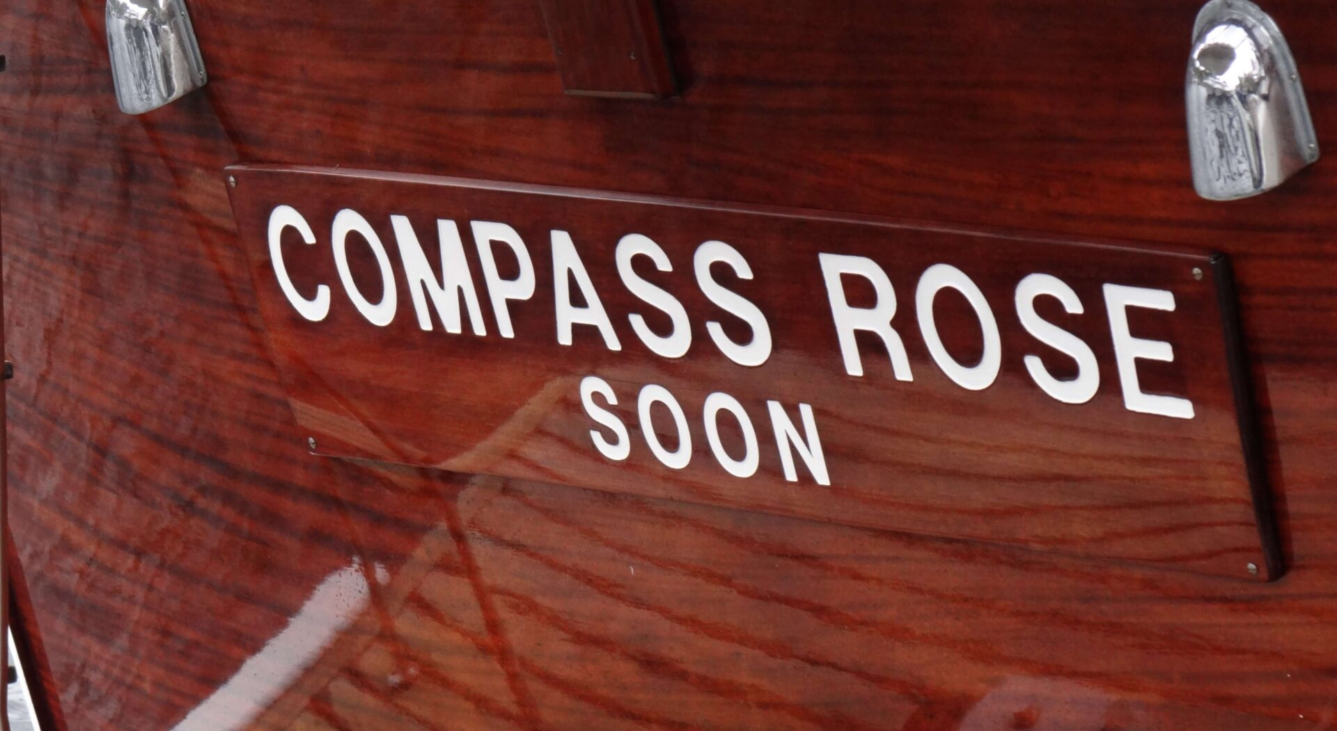 BV Compass Rose detalj