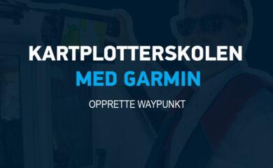 _V3Kartplotterksolen_Opprette waypunkt
